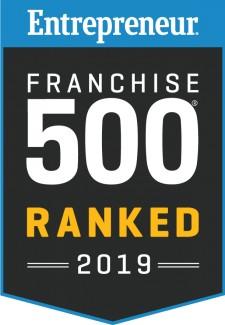 Entrepreneur 500 Franchise Ranking