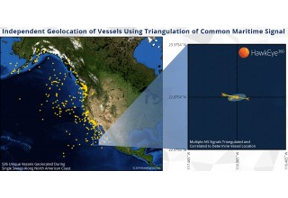 Test of Vessel Geolocations
