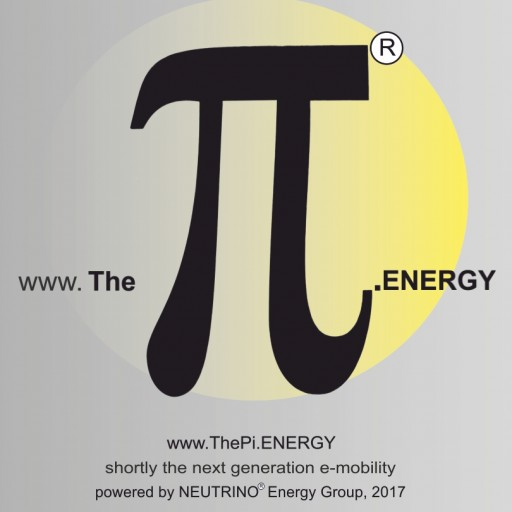 π (Pi) From the Neutrino Energy Group - Innovative Electrical Mobility is Now 'Made in Germany'