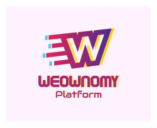 Weownomy Platform Launches 200 Million (WEOWNS) Staking Reward Program