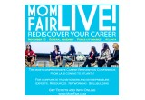 Discover Your Career at MomFair lIVE!