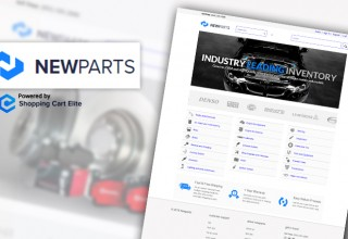NewParts Home Page