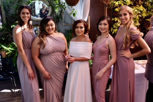 International Fashion Brand Pia Gladys Perey Launches Chic, Affordable Bridesmaid Collection PIA by PIA GLADYS PEREY