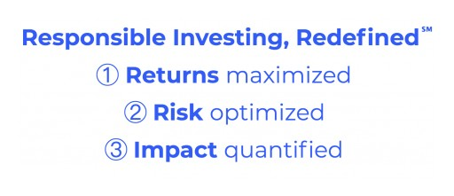 Impact Labs Introduces IMPACT FULL STACK ('IMPACTx'): An Integrated ESG/Sustainable Investing and Reporting Solution — Responsible Investing, Redefined℠