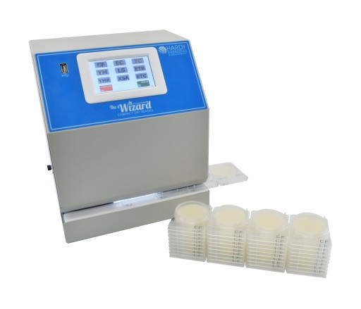 Hardy Diagnostics - Automating Colony Counting