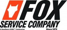 Fox Service Logo