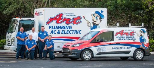 Art Plumbing, AC & Electric Announces Generac® Power Systems Select Dealer Status