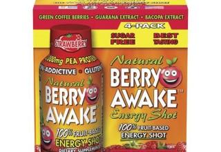 Berry Awake 4-pack