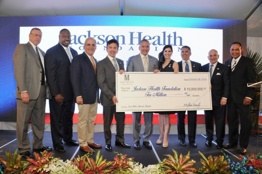 Jackson Health System Breaks Ground on José Milton Memorial Hospital  in the City of Doral