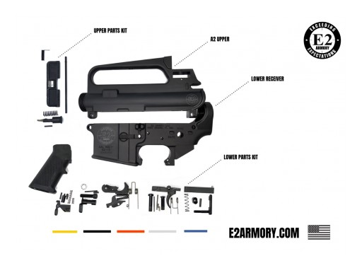 E2 Armory Goes After US Gun Market With High-Caliber Quality at Aggressive Pricing