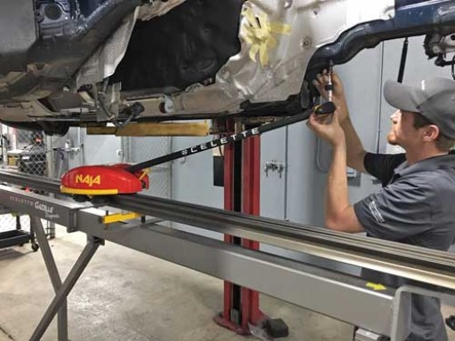 Celette Products Enable Miami Collision Center to Provide Exceptional Service & Certified Repairs