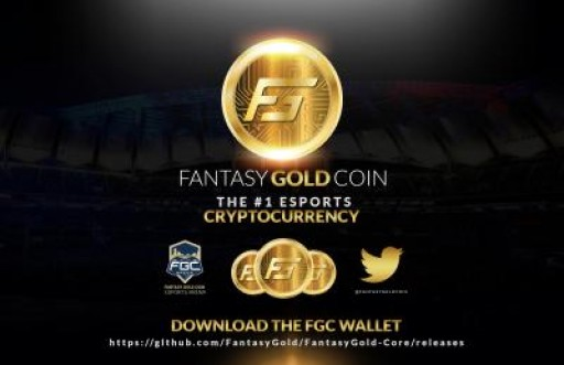 eSports Cryptocurrency -- Fantasy Gold Coin [FGC] -- Receives Legal LOO Documentation as Non-Security, Adds Debit Card Processors: Opening the Door to New Exchanges and Unprecedented Growth