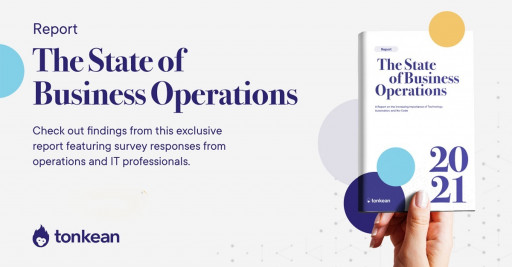 Survey Reveals Increasing Importance of Business Operations, Automation, and No-Code