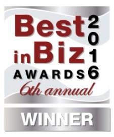 Mono Solutions has won a Best in Biz award