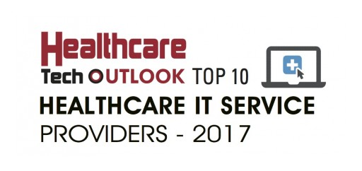 DKBinnovative Recognized as Top 10 Healthcare IT Service Provider by Healthcare Tech Outlook