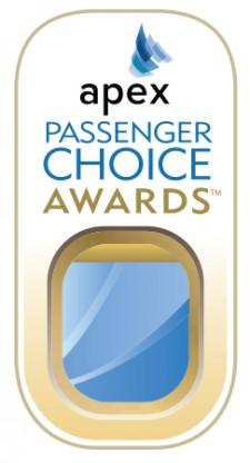 APEX Passenger Choice Award Logo