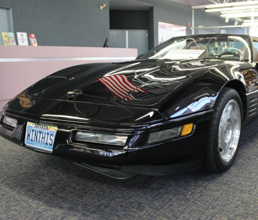 National Automobile Museum Raffles Off Corvette for 2018 Fundraiser