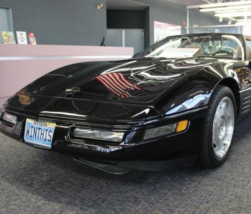 National Automobile Museum Raffles Off Corvette for 2018 Fundraiser