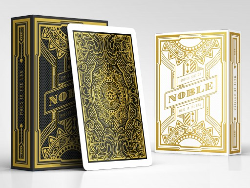 Serial Kickstarter Launches a Prestigious Deck of Cards That's Sure to Get Some Attention From Card Collectors.
