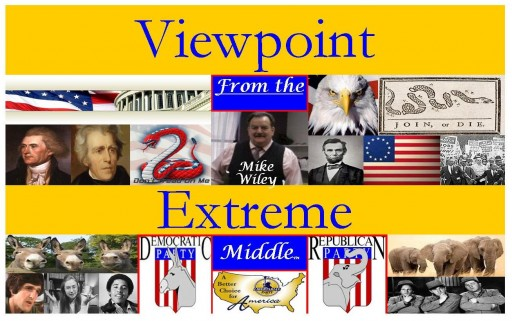 """Viewpoint from the Extreme Middle"""