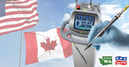 LightScalpel is Now Available in Canada