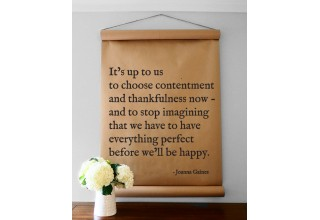 Joanna Gaines Quote Scroll