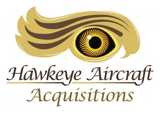 Hawkeye Aircraft Places Their Logo on a PGA Tour Professional Caddy Hat for Marketing Their Services.