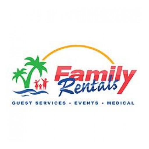 Family Rentals Offers Variety of Rental Items for All Holidays