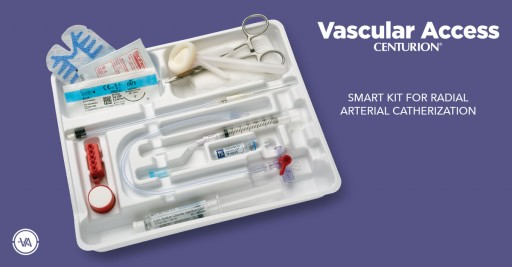 Centurion's Family of Comprehensive Vascular Access Solutions Continues to Grow