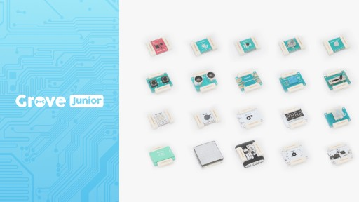 CH Maker Ed Released a Series of Programmable Magnetic Electronic Blocks for STEAM Education