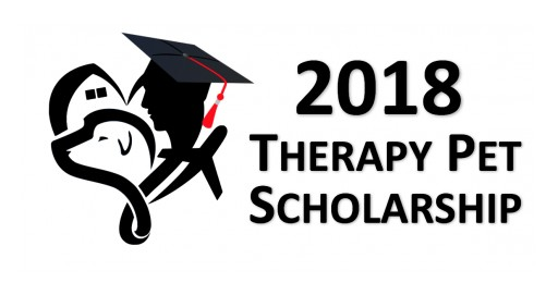 College Scholarship for Service Dogs and Emotional Support Animals in Therapy