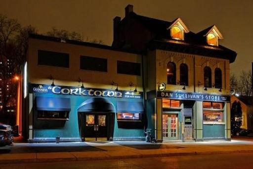 Hamilton's Oldest Pub, Corktown Pub, Wins the 2020 Three Best Rated® Award