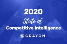 2020 State of Competitive Intelligence Report