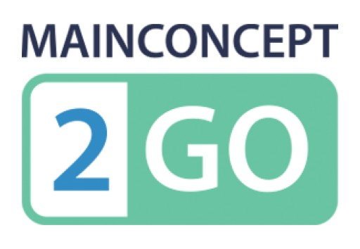 MainConcept Officially Releases 2GO Product Line, Solving Typical Production Workflow Challenges