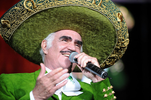 Caracol Television Announces Vicente Fernández Biopic