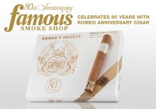 Romeo y Julieta House of Capulet 80th Anniversary