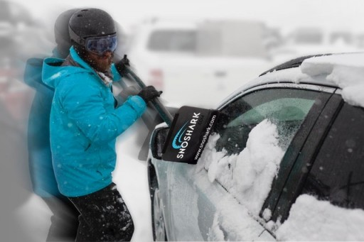 SnoShark, Inc. Announces Breakthrough Snow Removal Tool W/ Proceeds Benefiting Wounded Athletes