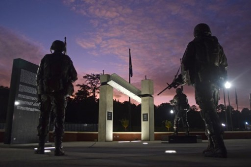 October 16 Dedication of New Global War on Terrorism Memorial