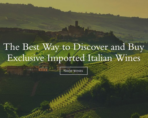 Vintner's Stash Introduces Online Store & Wine Club With Imported Boutique Italian Wines to the U.S.
