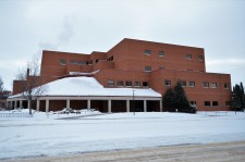 NDSU Quentin Burdick Building
