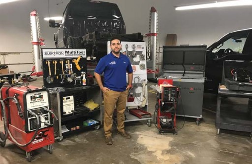 Autobody News: Shop Owner Invests in Chief Equipment With an Eye on Expansion
