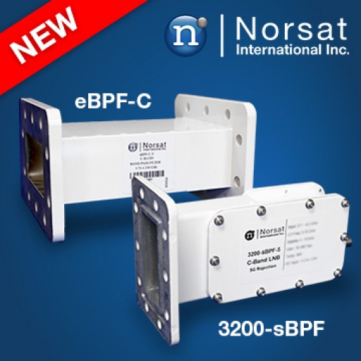 Norsat International Launches Enhanced 5G Interference Products to Mitigate Terrestrial Interference in C-Band
