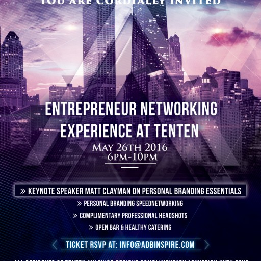 TENTEN Wilshire: ADB Society Entrepreneur Networking Experience