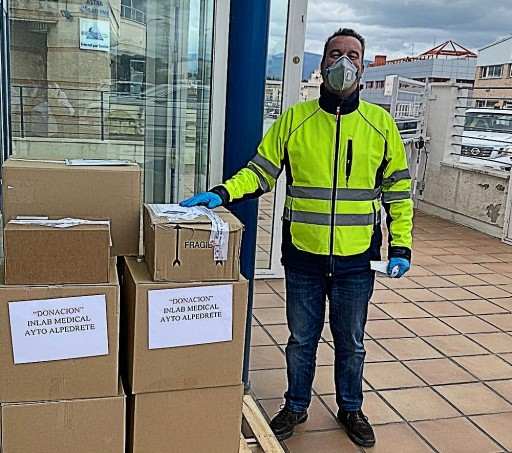 Helping Hospitals in Spain Cope With the Coronavirus Pandemic