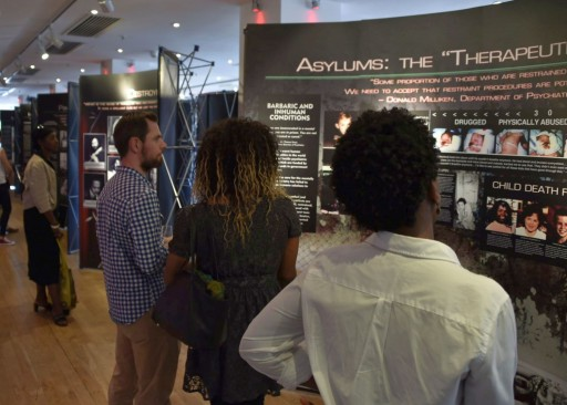 Mental Health Exhibition on Southbank Highlights Dangers of Psychiatric 'Treatments'