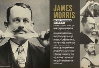 James Morris Spread