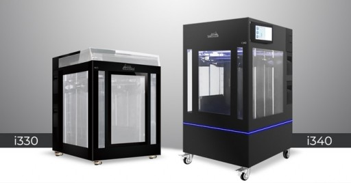 iBridger Announces the Launch of Their Latest Industrial Large-Scale FDM 3D Printers