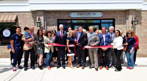 CENTURY 21 Cedarcrest Realty Celebrates Grand Opening of Second Office in Little Falls, New Jersey