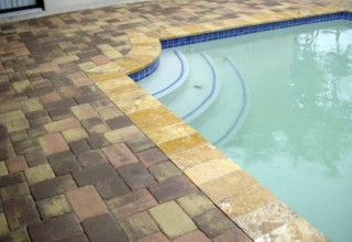 Jupiter brick pavers