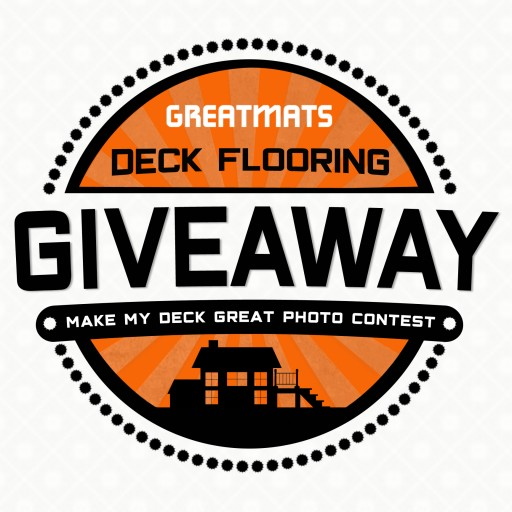 Greatmats Giving Away Deck Tiles in Photo Contest for Deck Makeover